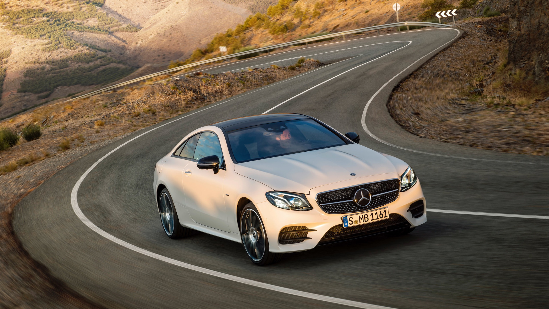 Amg Boss Hints At Mercedes Amg E53 Coupe Convertible