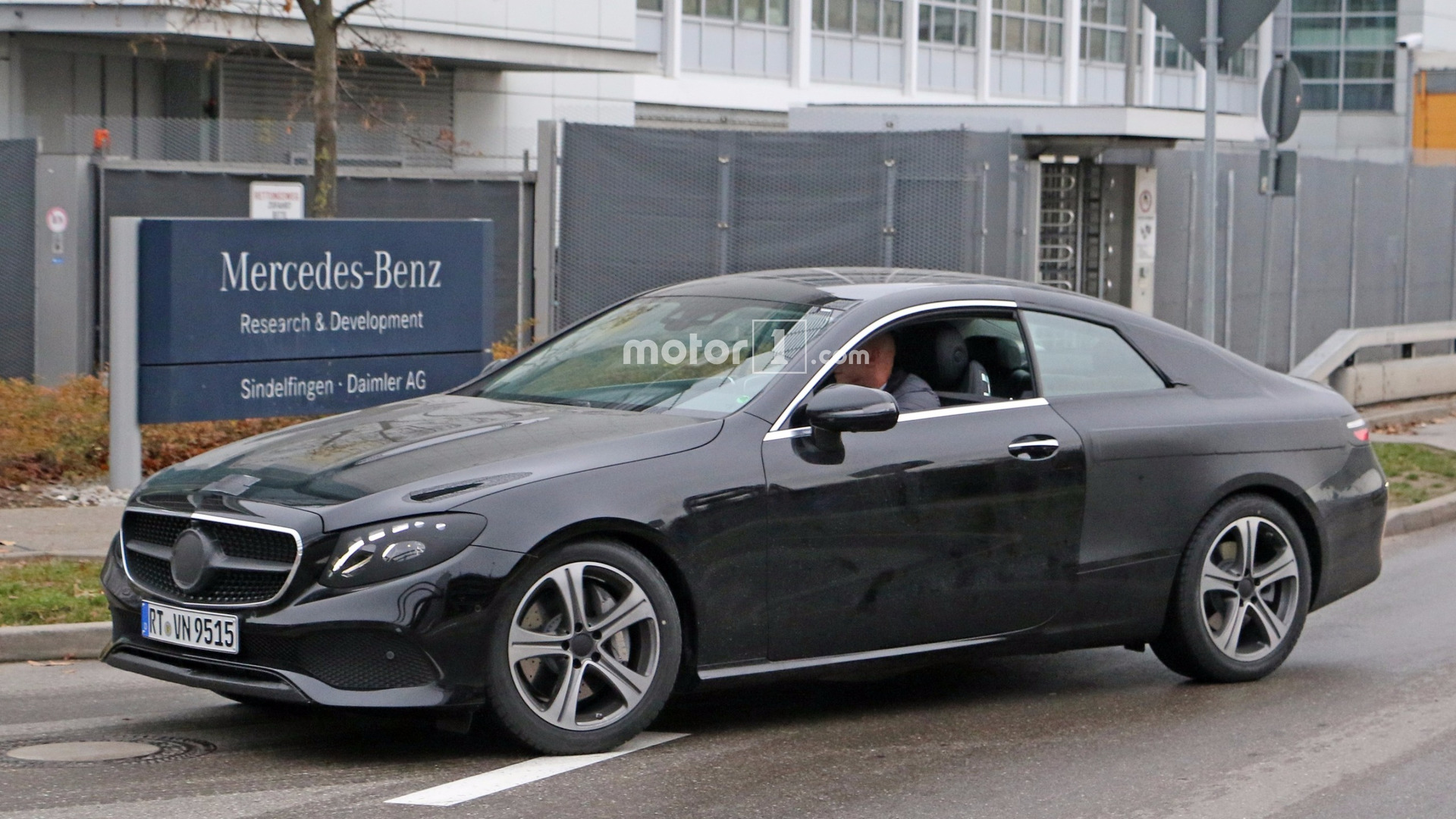 Mercedes E Class Amg E50 Coupe Coming With New Inline Six Cylinder