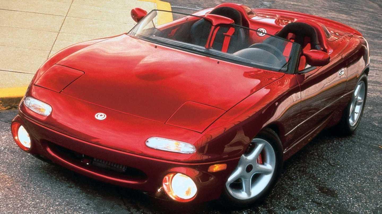 30 Years Of Mazda MX-5