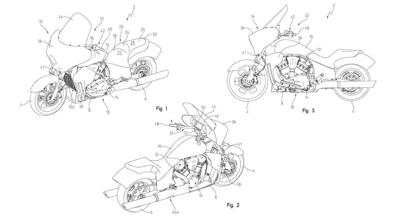 It Looks Like Indian Is Building A New Liquid-Cooled Bagger
