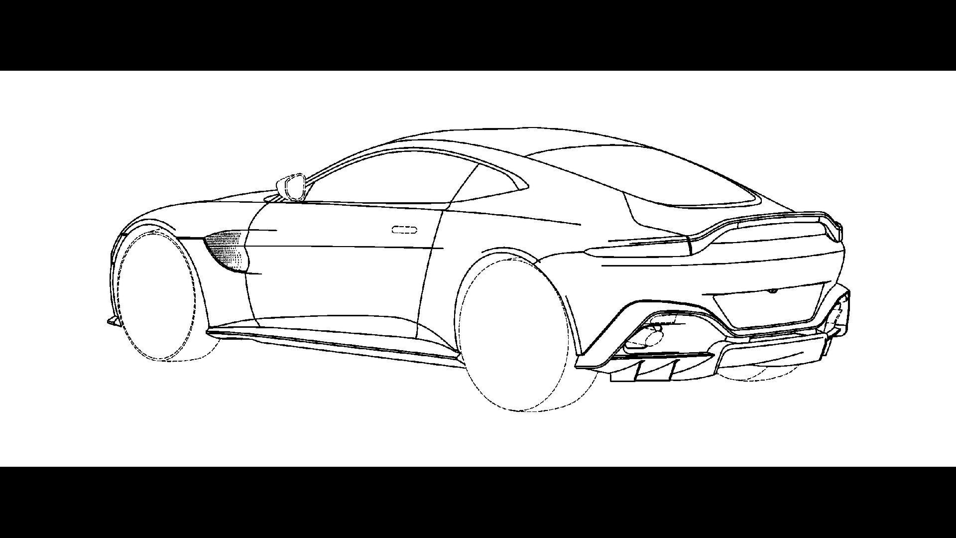 What New Aston Martin Do These Sketches Tease?