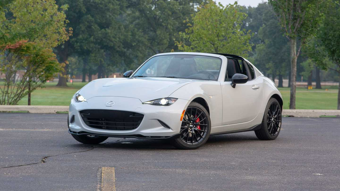 2019 Mazda Mx-5 Miata Rf: Review