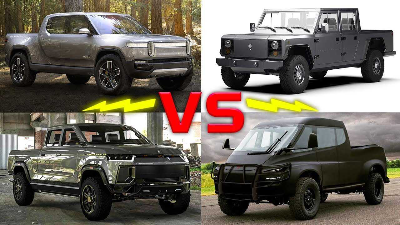 Registration on or use of this site consti. Electric Pickup Trucks Compared: Tesla, Rivian, Atlis