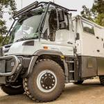 This Mercedes Unimog Camper Is The Ultimate Go Anywhere Rv