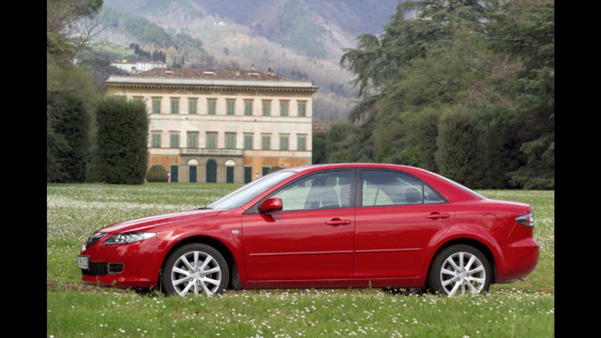 Sparsames Auslaufmodell: Der Mazda 6 Mit Autogas-Antrieb