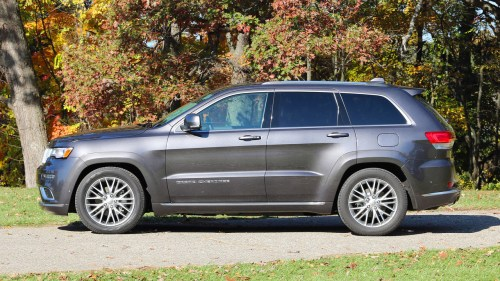 small resolution of 2017 jeep grand cherokee summit review