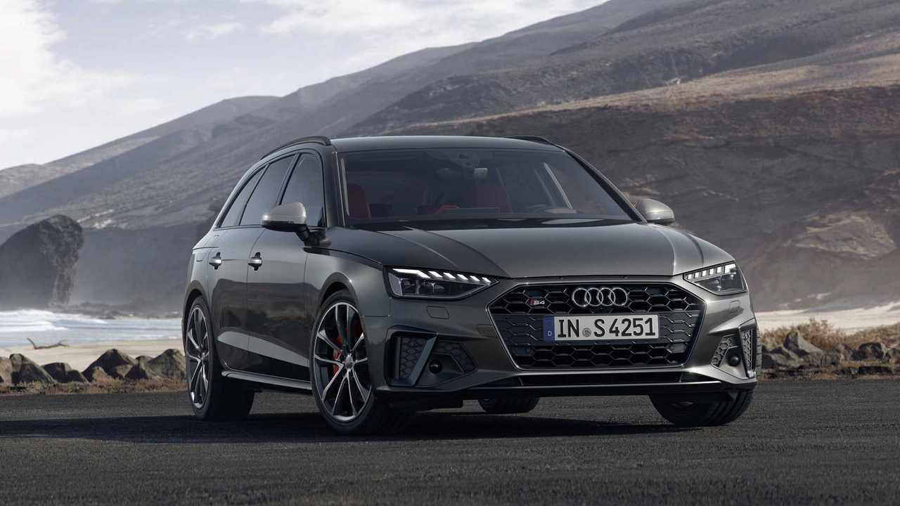 Audi A4 2020: restyling para toda la gama