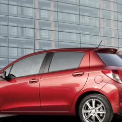 Toyota Yaris Trd Specs Grand New Veloz 1.3 2016 2012 Performance Specifications Released