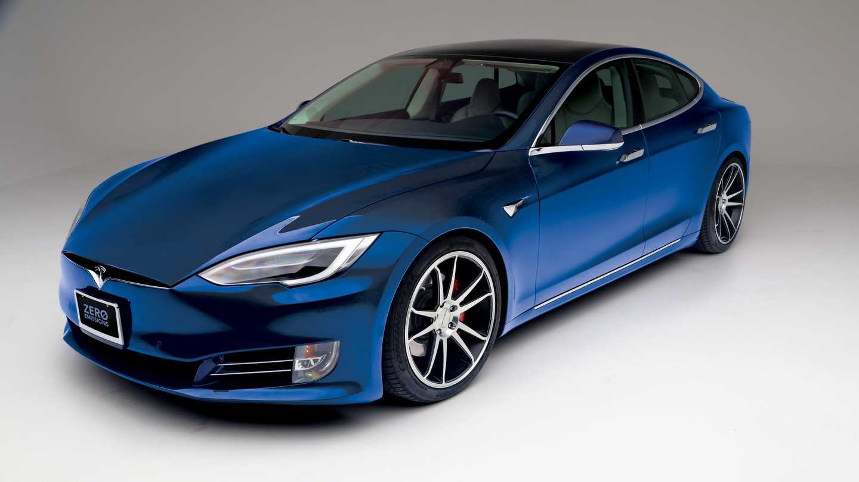 Dream Giveaway Tesla Model S P100d