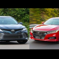 All New Camry 2017 Indonesia Otr Grand Avanza 2018 Honda Accord Vs Toyota The Family Sedan Battle