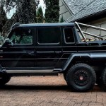 Is This Brabus G63 6x6 Really Worth 1 3m