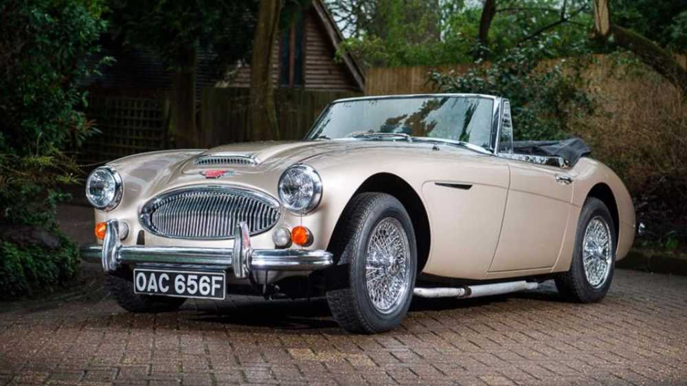 medium resolution of austin healey 3000 buying guide motorious full wiring diagram 1960 austin healey