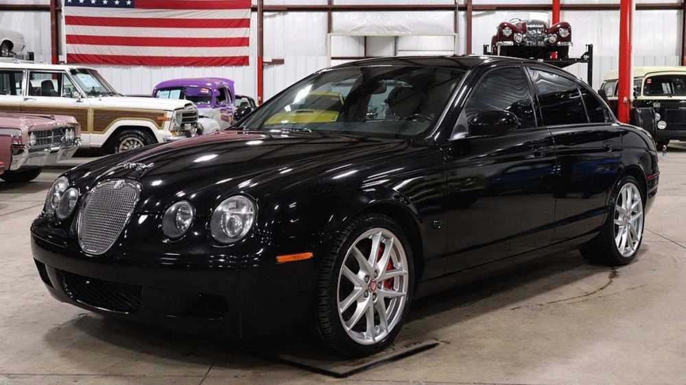 medium resolution of 2006 jaguar s type r