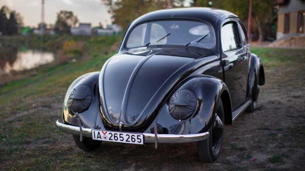 medium resolution of  oldest restored vw beetle