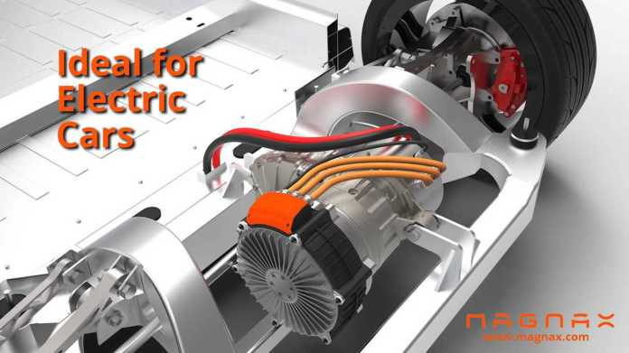 Magnax Yokeless Axial Flux Motor Promises 98 Percent Efficiency
