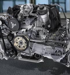 6 cylinders porsche 3 8 liter boxer [ 1280 x 720 Pixel ]