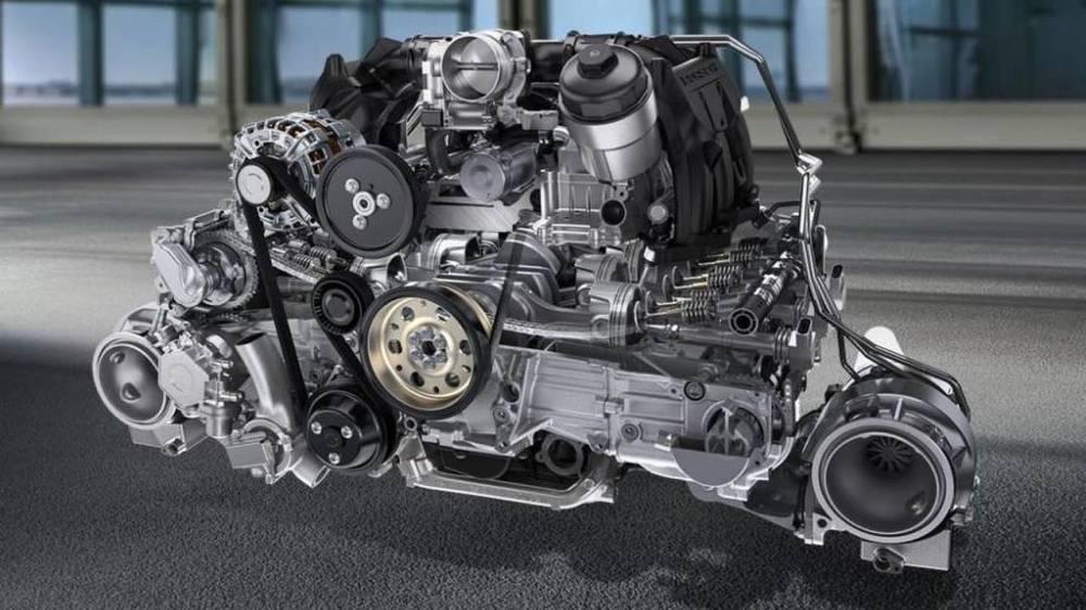 medium resolution of 6 cylinders porsche 3 8 liter boxer