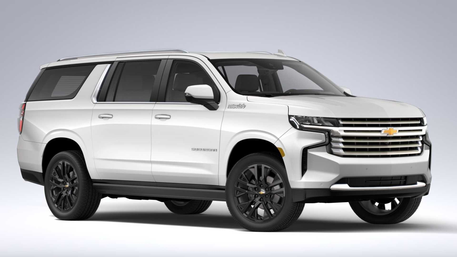 Review, pricing, and specs our car experts choose every product we feature. Most Expensive 2021 Chevy Suburban Costs 86 465