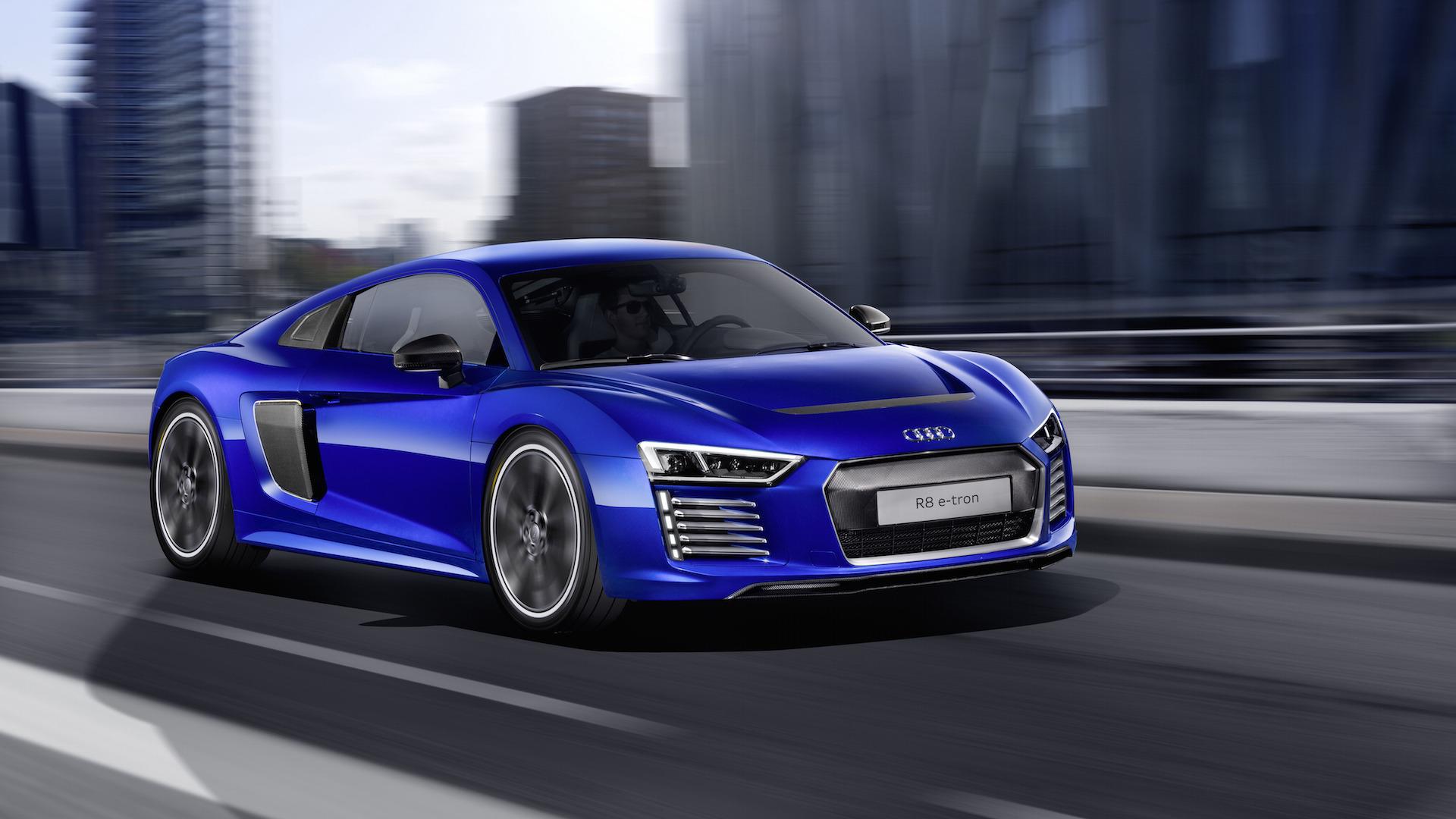 Audi Sport Prepares Performance Ev For 2020 Electric Suvs Later