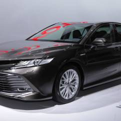 All New Camry Specs Warna Mobil Grand Avanza Toyota Euro Spec In Paris Is An Overdue Avensis Replacement