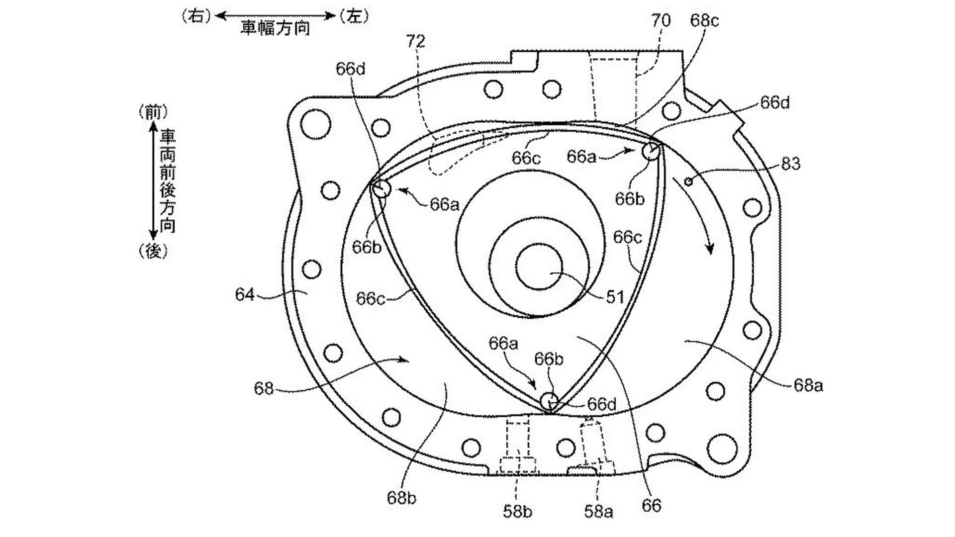 Mazda Flips Rotary Engine Shrinks It Down For Range Extender