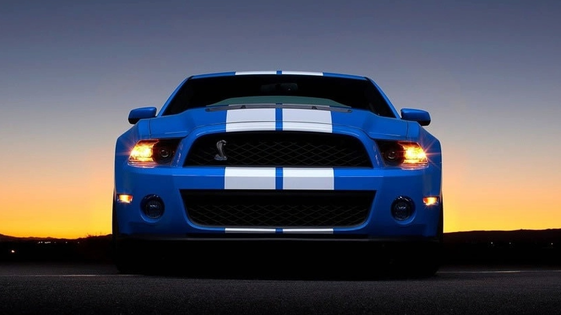 First 2010 Ford Shelby Gt500 Two Mustang Gt Concept Cars To Be