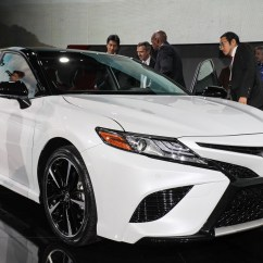 All New 2018 Camry Release Date Interior Agya Trd Toyota Replaces Avensis In Europe