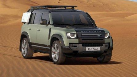 2020 land rover defender seen camo free