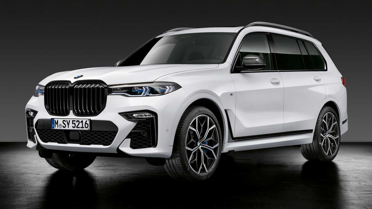While the x3 m was actually the first car to use the engine, the m3's makes a bit more torque than the original x3 m's. BMW M Performance Parts make X5 M, X6, X6 M and X7 look