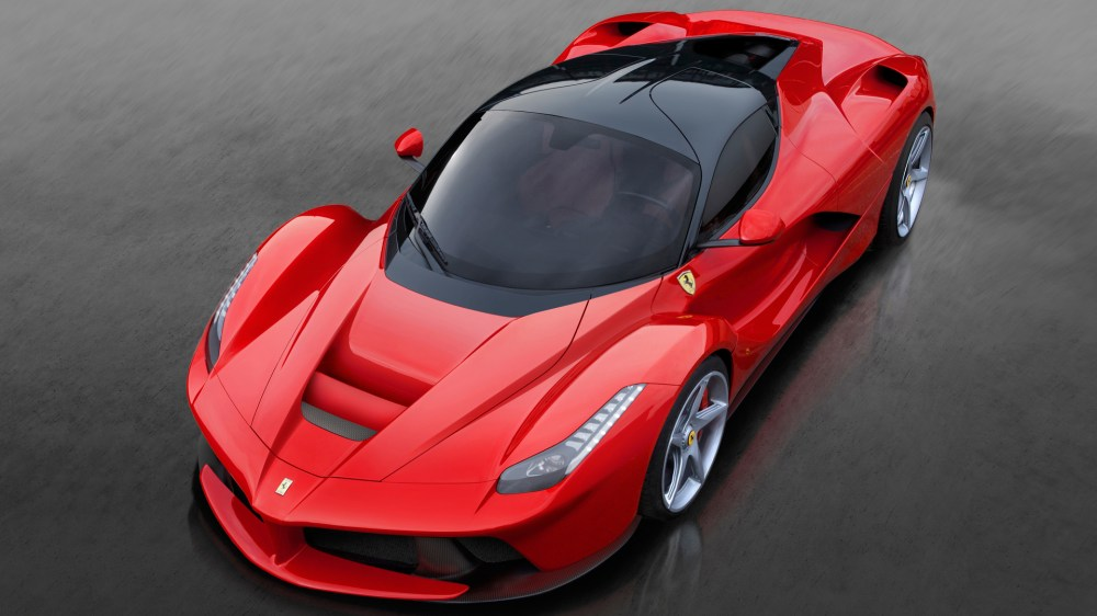 Hasil gambar untuk Ferrari LaFerrari