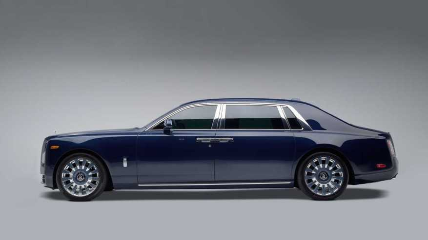 Rolls-Royce Phantom Advanced Custom Koa Profile