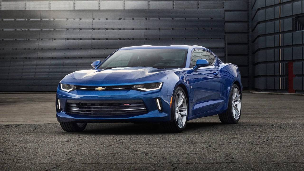 hight resolution of 2016 camaro rs