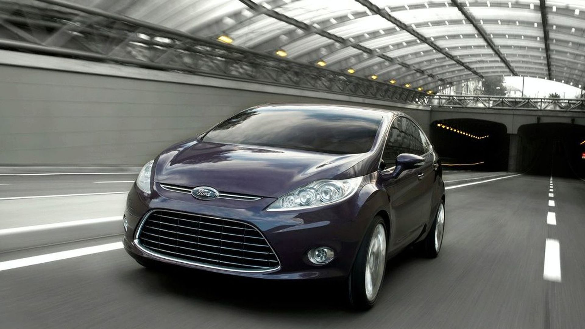 Ford Verve 4 Door Concept Debut In Guangzhou Motor1com Photos