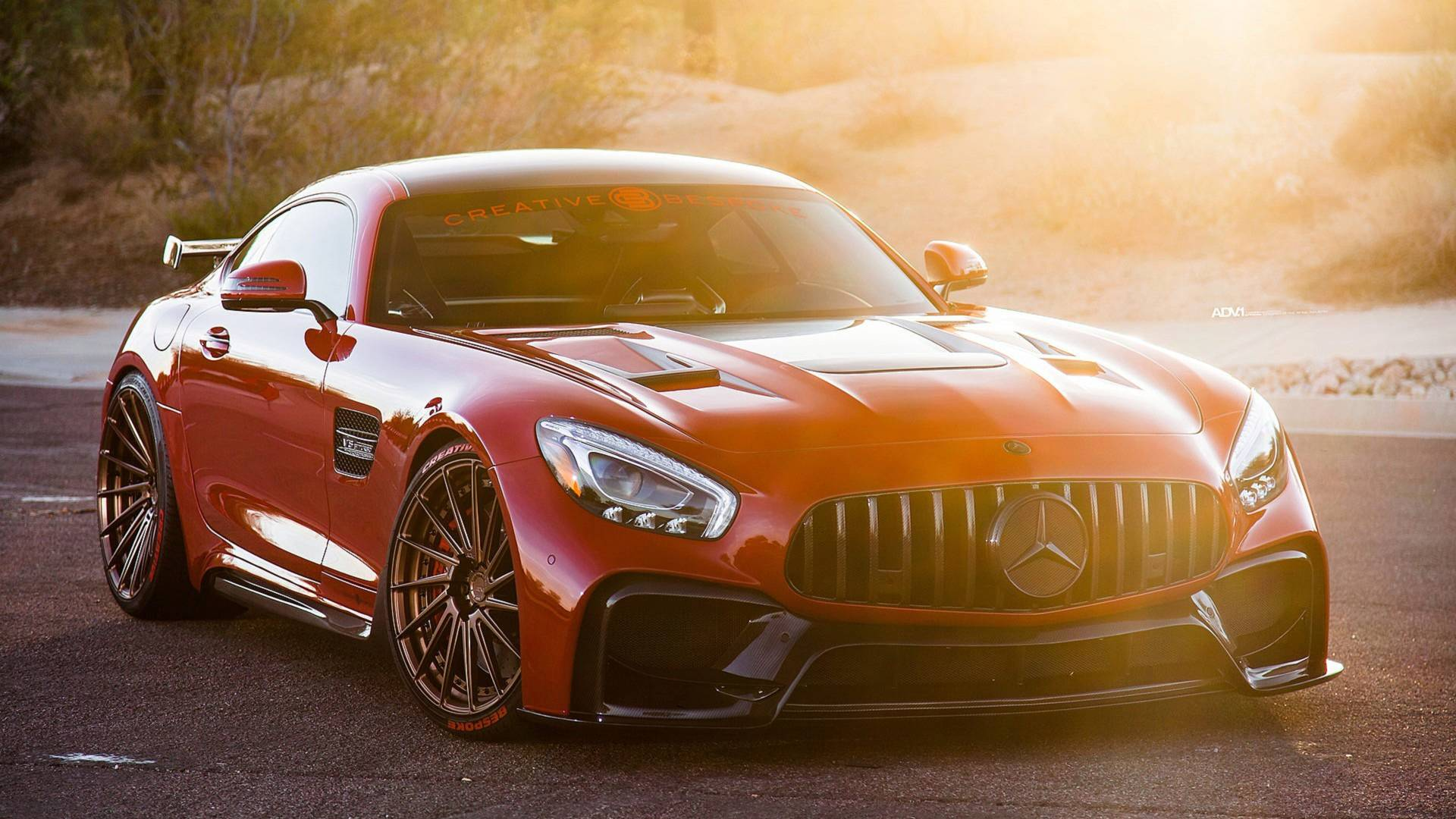 Heavily Modified Mercedes Amg Gt S Makes The Gt R Look Bland
