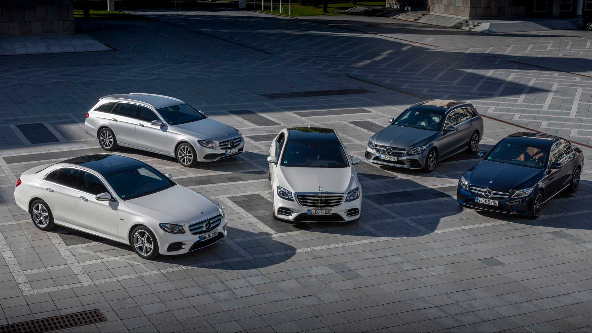 Comparison Of New Mercedes Benz Eq Power Plug In Hybrids
