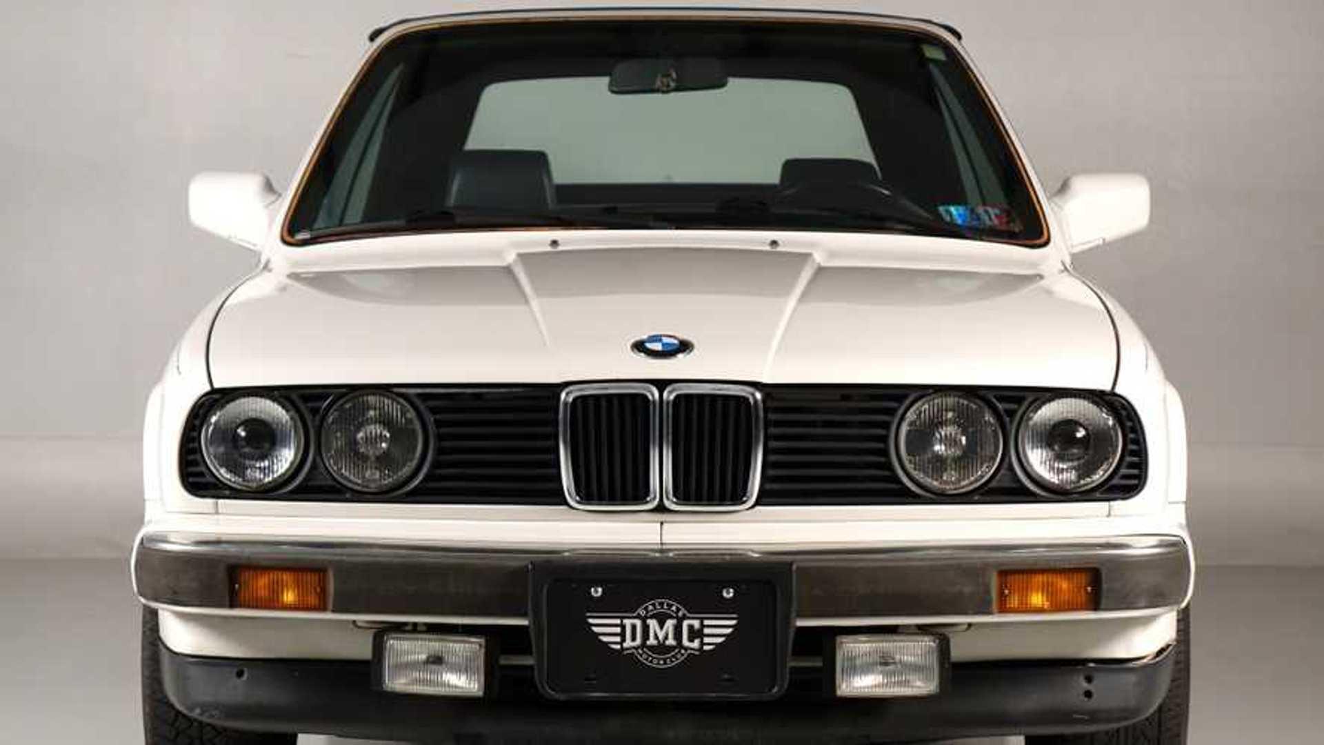 alpine white 1989 bmw