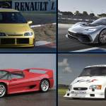 10 Cars That Have F1 Derived Engines
