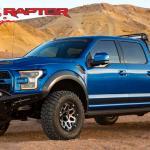 Shelby S Rugged Ford Raptor Baja Packs 525 Hp