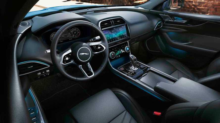 2020 Jaguar Xe Motor1 Com Photos