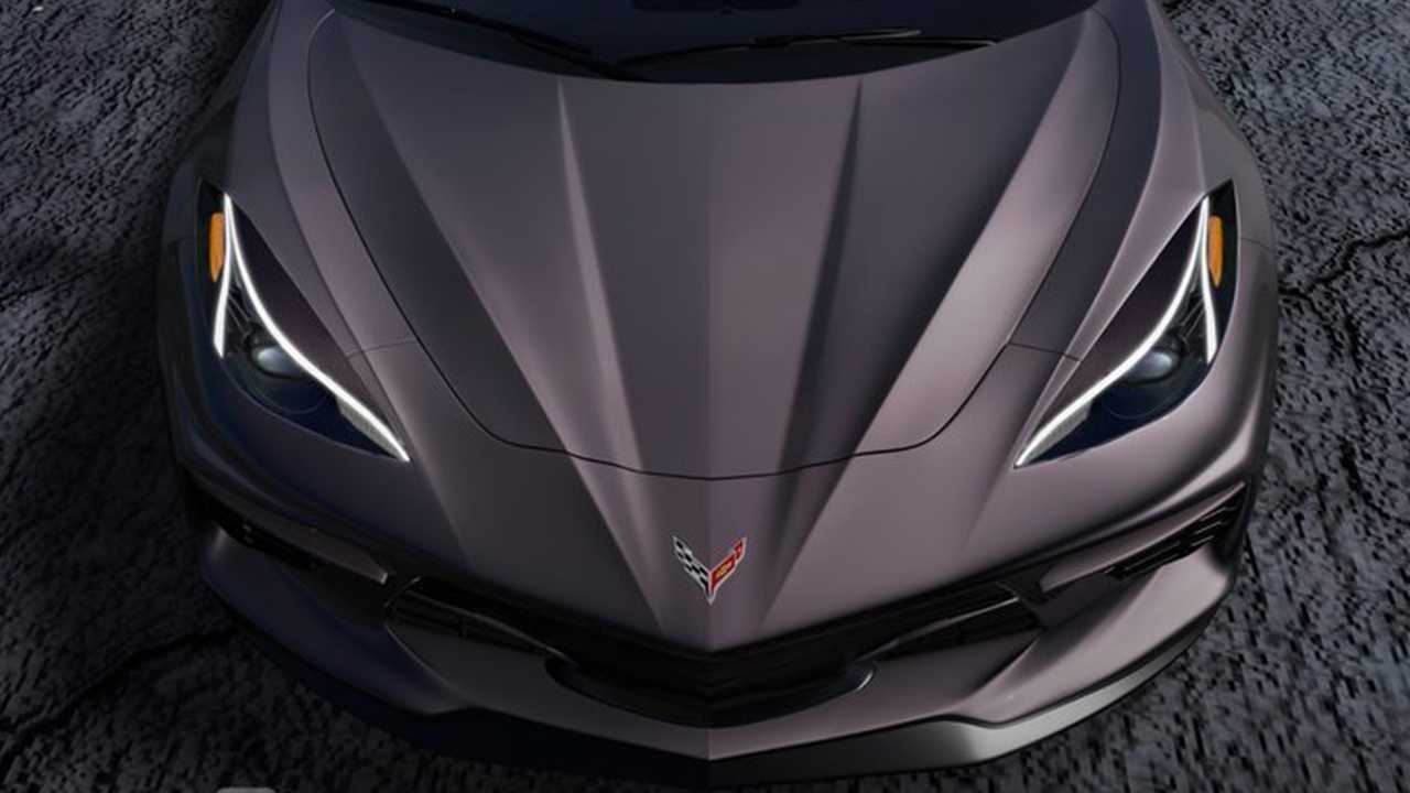 Mid Engined Chevy Corvette Rendered Based On Teaser