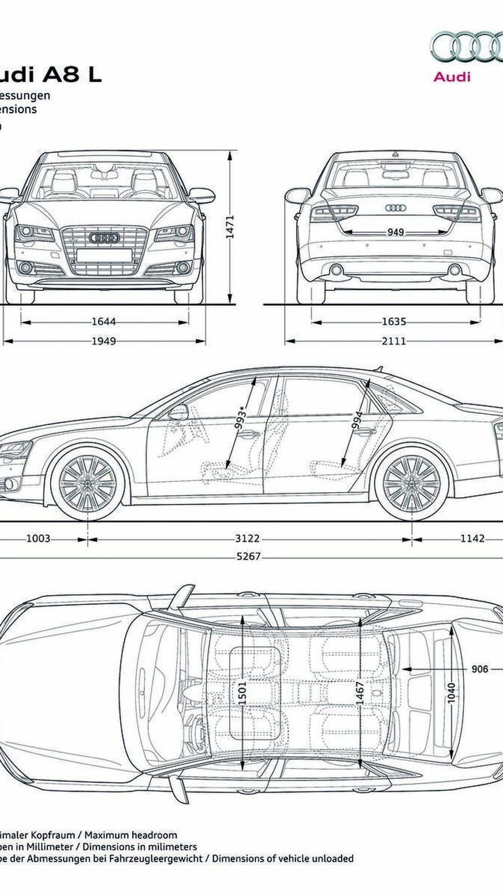 hight resolution of 2011 audi a8 l 16 04 2010