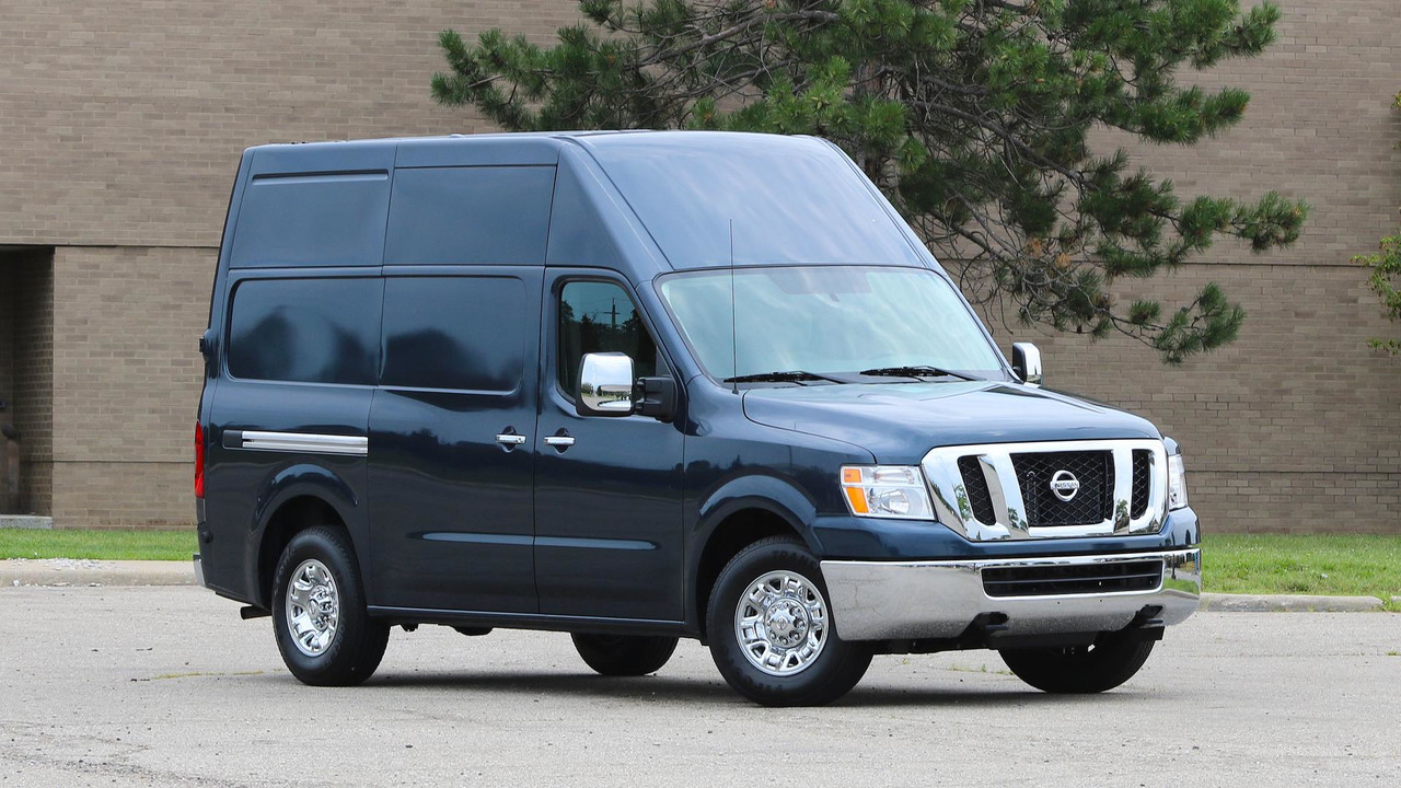 hight resolution of 2017 nissan nv3500 review