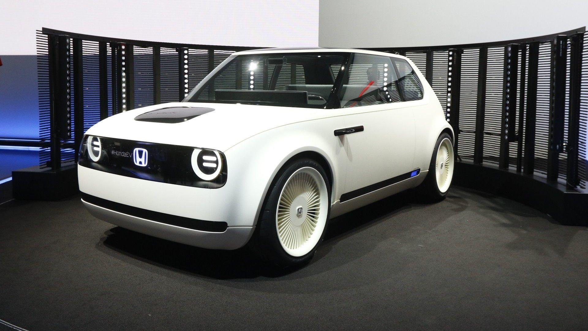 Honda Urban Ev Looks Even More Adorable In Production Sheet Metal