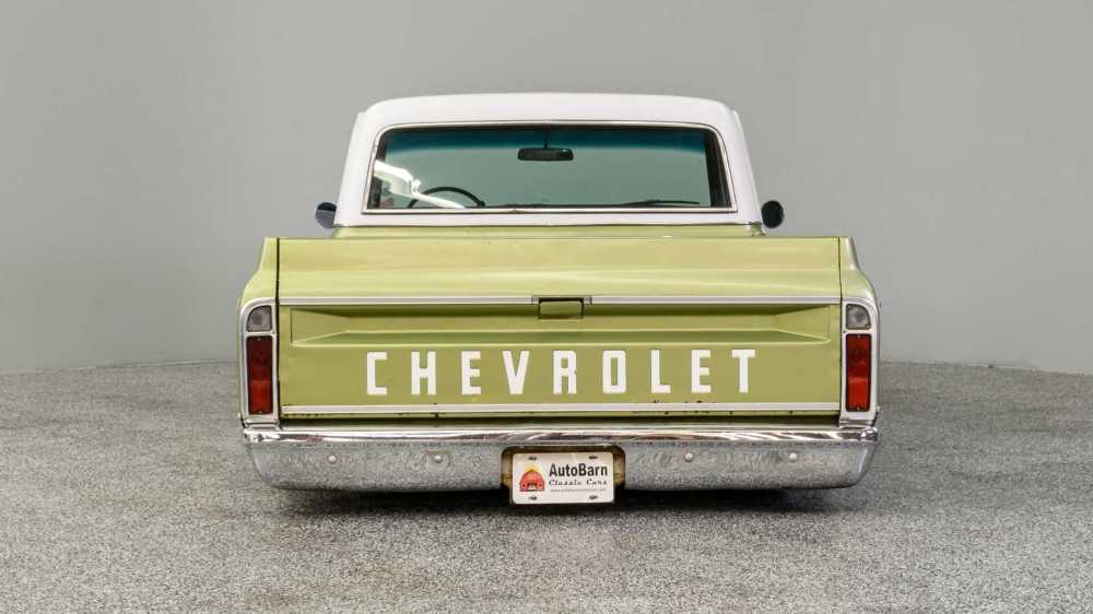 medium resolution of  own this low riding 1970 chevy c10
