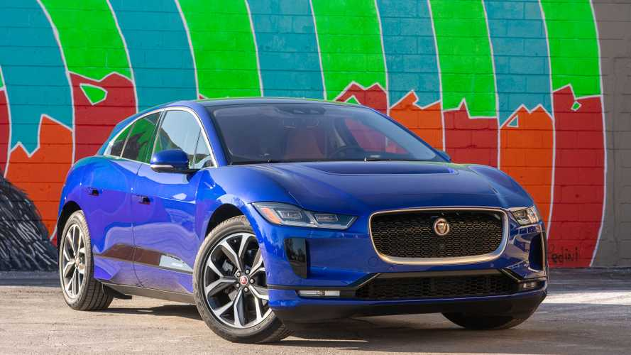 2019 Jaguar I Pace Ev400 Hse Review Motor1 Com Photos
