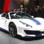 Ferrari 488 Pista Spider Gets Full Tech Specs Rundown In Paris