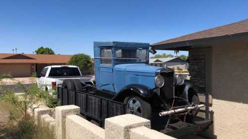 small resolution of  craigslist find 1931 chevy 1 5 ton truck with original parts