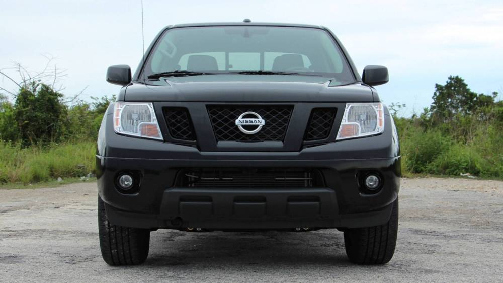 medium resolution of black nissan hardbody