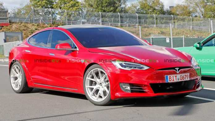 Tesla Model S P100d Plaid Everything We Know
