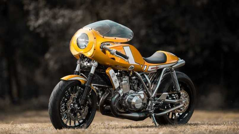 Suzuki Egli Finds New Life As A Cafe Racer